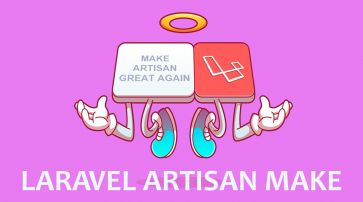 Laravel Artisan Make